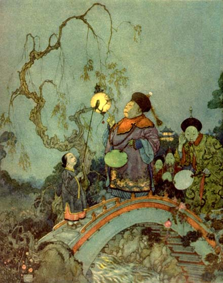 Fairytales And The Art Of Edmund Dulac Jessie Willcox