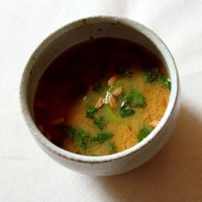 Miso Soup forBreakfast