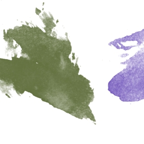 Purple, Green andYellow