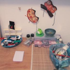 New studio Almost