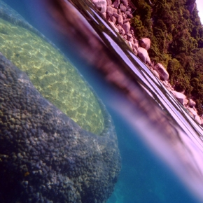 Underwater with the Olympus TG810