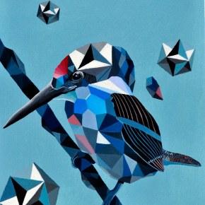Juan Travieso and his fragmentedbirds