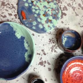Ceramic celebration